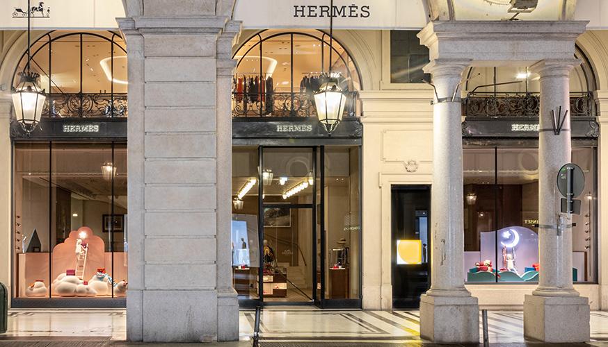 HERMÈS - Torino