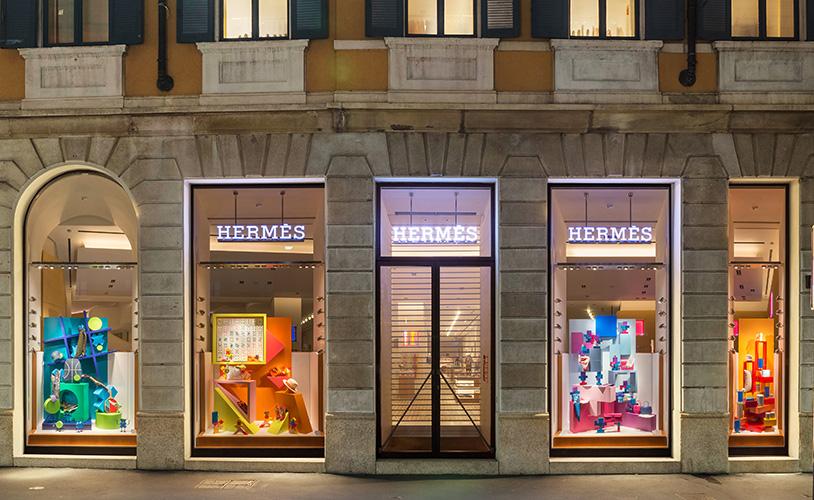 HERMÈS - Milano